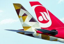 Etihad - Air Berlin