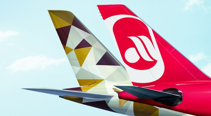 Etihad - Air Berlin
