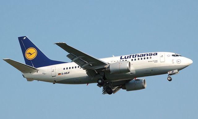 Lufthansa, Flieger