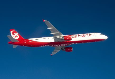 Air Berlin Airbus A321-200