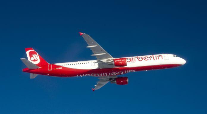 Air Berlin Airbus A321-200