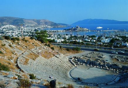 Bodrum, Theater