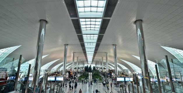 Dubai International Airport (DXB), Concourse B