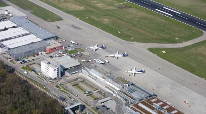 Friedrichshafen Bodensee-Airport