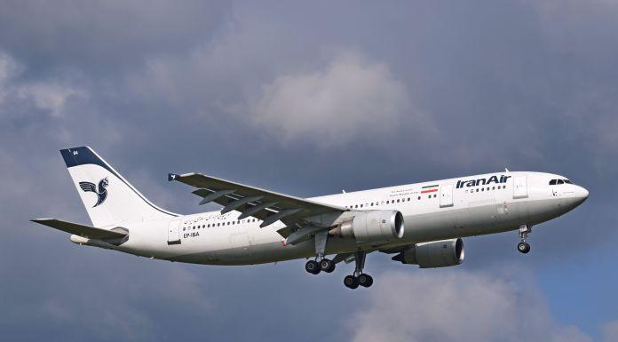 Iran Air Airbus A300