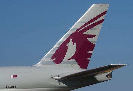 Heck Qatar Airways