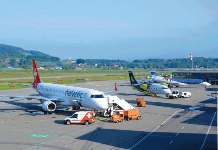 Flughafen Bern