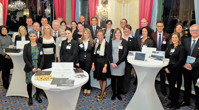 Slh showcase in z rich travel inside for Slh hotels deutschland