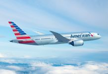 American Airlines 787-800