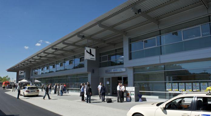 Bodensee-Airport Friedrichshafen, Terminal