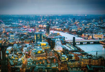 London, Skyline