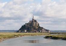 Mont St. Michel, Frankreich