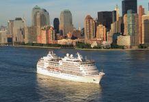 Regent Seven Seas Navigator New York