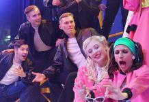 Grease auf der Tallink Silja