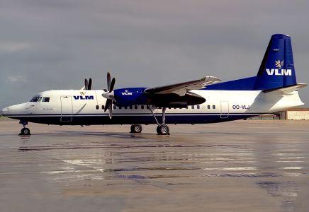 VLM Fokker 50