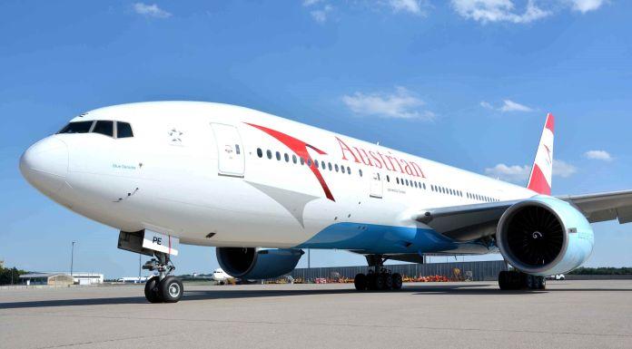 Austrian, Boeing 777