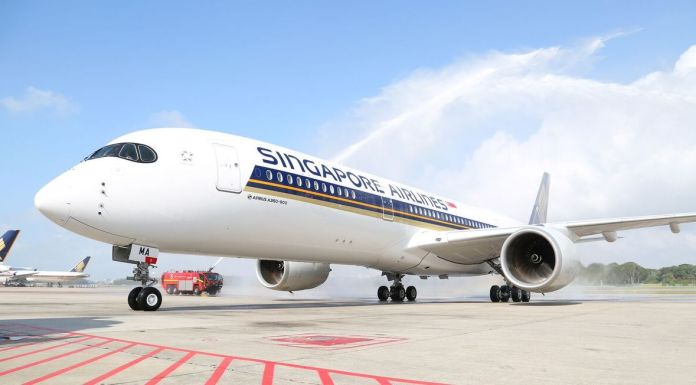 Singapore Airlines, A350-900