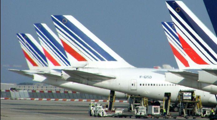 Air France Flag
