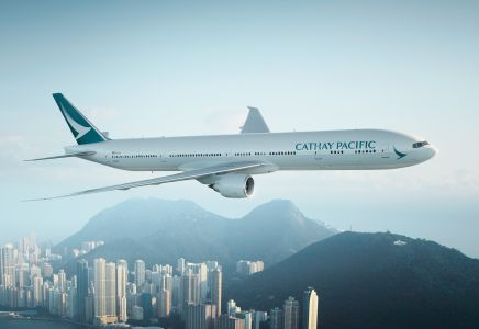 Cathay Pacific, B777-300ER