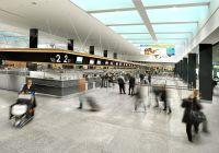 Flughafen Zürich Check-in 2