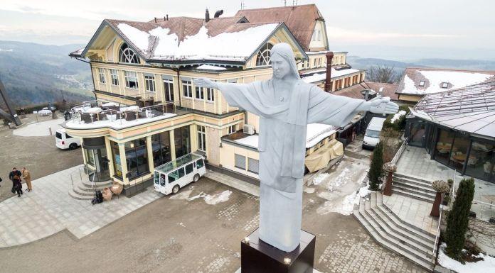 Cristo auf dem Uetliberg