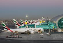 Dubai Airport DXB