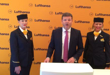 Jens Bischof, CCO Lufthansa Group