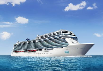 Norwegian Breakaway Plus for China