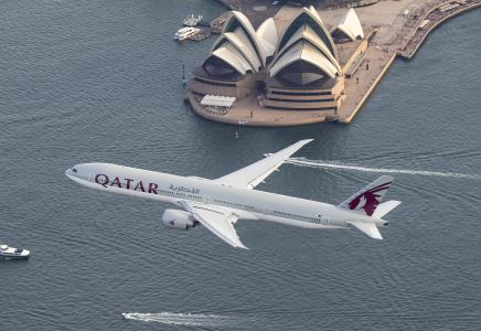 Qatar Airways, Sydney