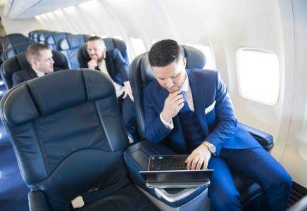 Ryanair startet Charterdienst für Geschäftsflüge