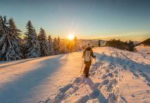 Schweiz, Winter