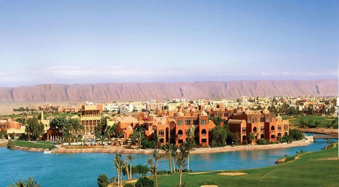 Orascom, The Golf Hotel
