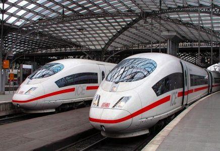 Züge, Deutsche Bahn