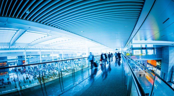 Flughafen Symbolbild