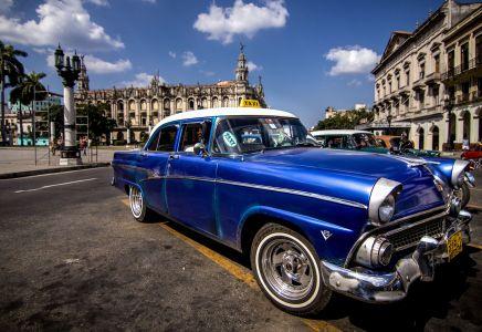 Kuba, Havanna, Shutterstock