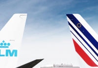 KLM - Air France, Tails
