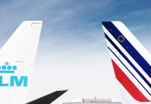 KLM - Air France, Tails