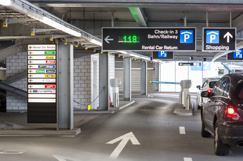 Car Rental Zurich Airport