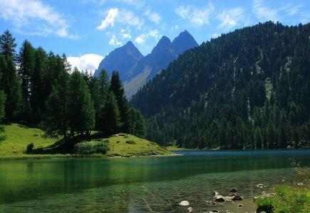 Graubünden Albulapass