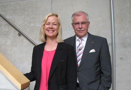 Prisca Ruf, Heinz P. Hösli