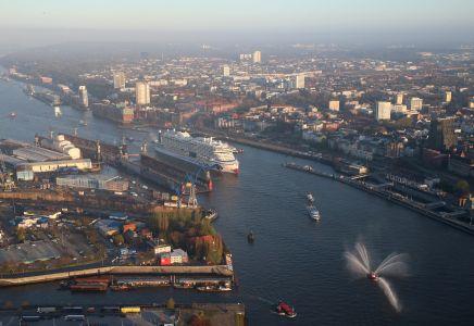 Aida Prima erstmals in Hamburg