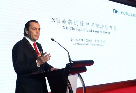 NH Hotel Group Federico J. González Tejera