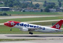 Edelweiss A320