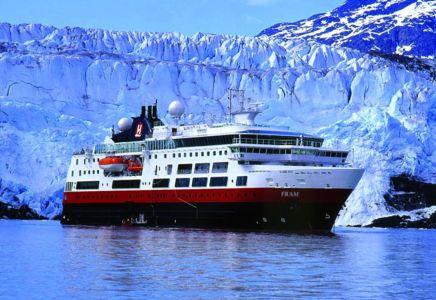 Fram Hurtigruten