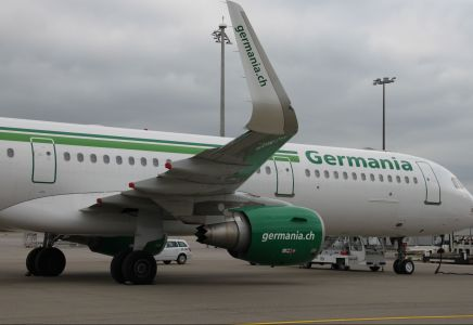 Germania Flug AG A321