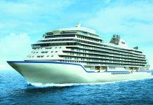Regent Seven Seas new Ship