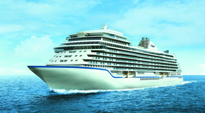 Regent Seven Seas new Ship