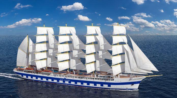 Star Clipper neues Schiff