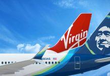 alaska airlines virgin america