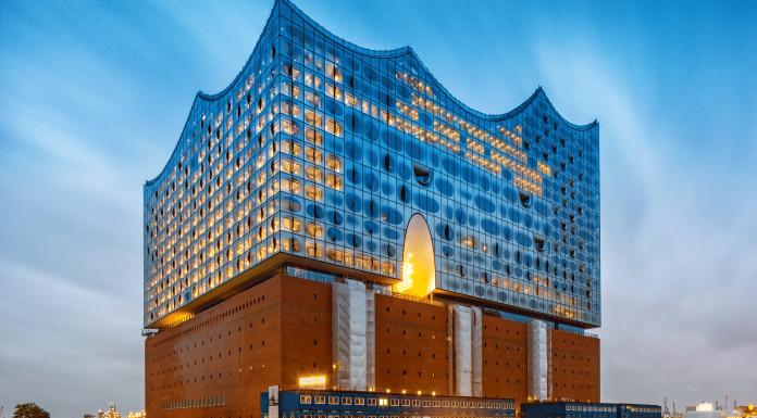Neues Wahrzeichen In Hamburg Travel Inside